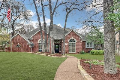 Grapevine Single Family Home For Sale: 3112 Joyce Way
