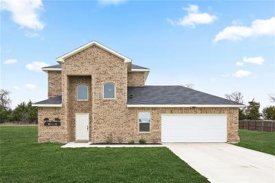 McKinney Single Family Home For Sale: 916 Overland Trail