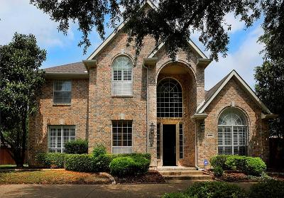 Allen Single Family Home For Sale: 1204 Conroe Drive