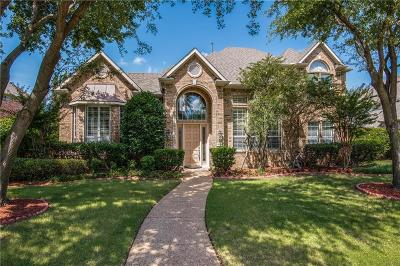 Frisco Single Family Home Active Option Contract: 6049 Canvas Back Drive