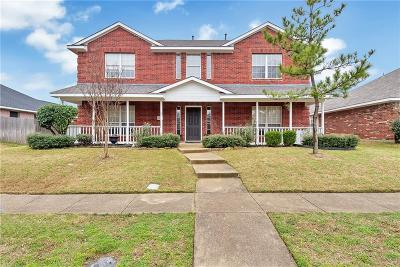 McKinney Single Family Home For Sale: 5613 Petunia Drive