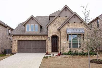Single Family Home For Sale: 1716 Goliad Way
