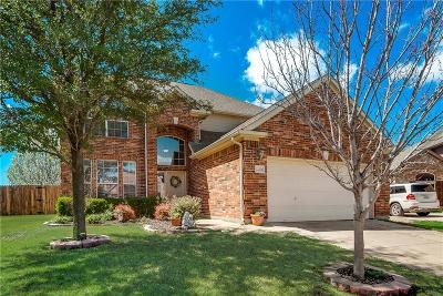 Fort Worth Single Family Home Active Option Contract: 12201 Durango Root Drive