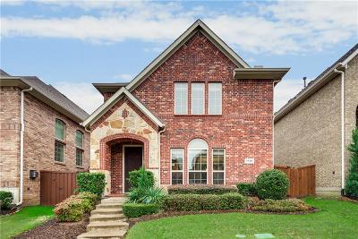 Plano Single Family Home For Sale: 3520 Porter Creek Drive