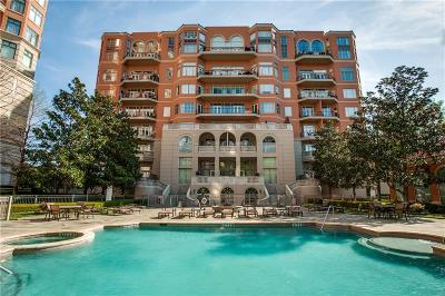 Dallas County Condo For Sale: 3535 Gillespie Street #201