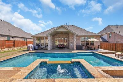 Flower Mound Single Family Home For Sale: 6705 Oak Knoll Road