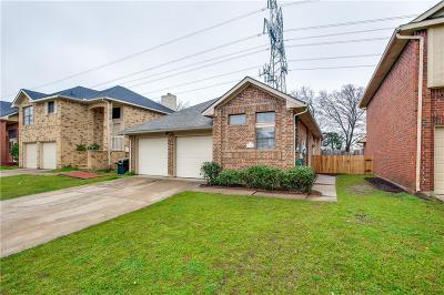 Lewisville Single Family Home For Sale: 1325 Jasmine Drive