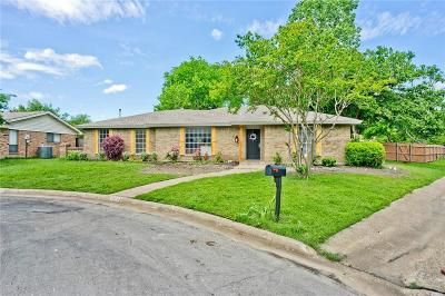 Allen Single Family Home For Sale: 923 Cypress Drive