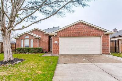 Little Elm Single Family Home For Sale: 1503 Lakeshore Drive