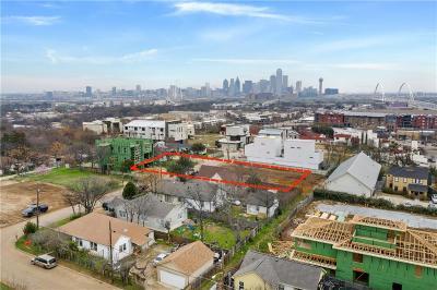 Dallas Single Family Home For Sale: 1014 Mobile Street