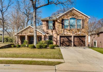 Denton County Single Family Home For Sale: 3003 Hidden Springs Drive