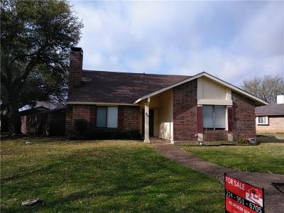 Plano Single Family Home For Sale: 400 Lincoln Drive