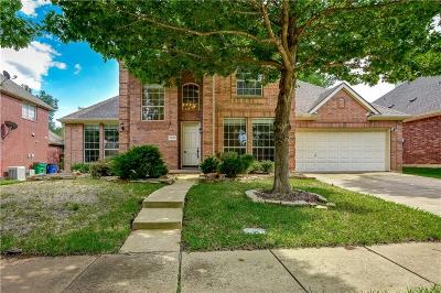 McKinney Single Family Home For Sale: 5205 Sandstone Lane