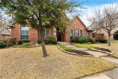Carrollton Single Family Home For Sale: 4120 Chief Drive