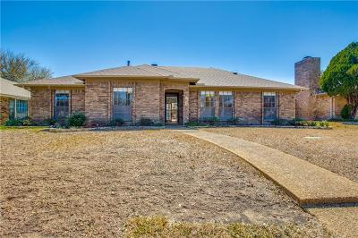 Plano Single Family Home For Sale: 1624 Hearthstone Drive