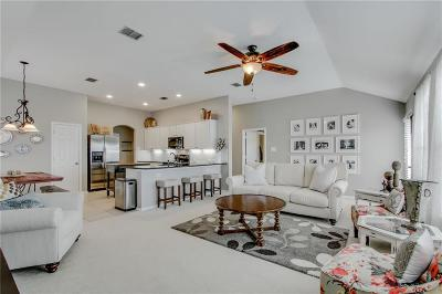 Fort Worth Single Family Home Active Option Contract: 5748 Moon Flower Court