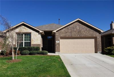 Denton Single Family Home For Sale: 4717 Green River Drive
