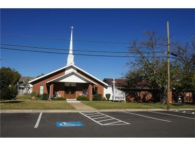 Keller Commercial For Sale: 133 Pecan Street