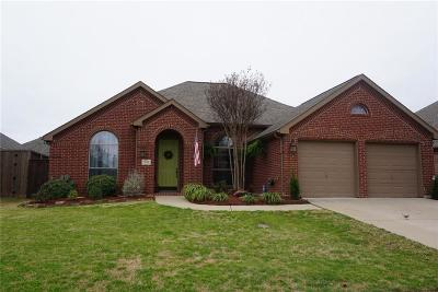 Little Elm Single Family Home For Sale: 2504 Indian Hills Drive