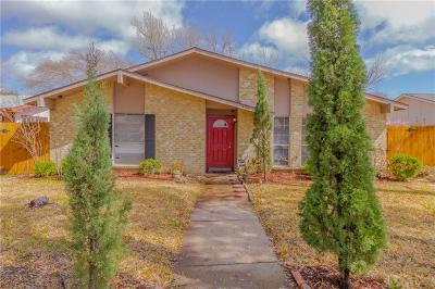 Garland Single Family Home For Sale: 430 Solitude Drive
