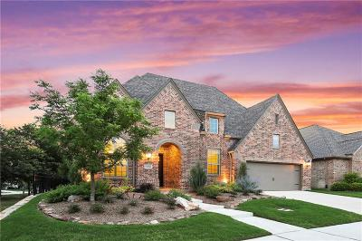 Flower Mound Single Family Home For Sale: 6336 Savannah Oak Trail