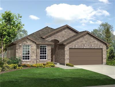Denton Single Family Home For Sale: 316 Goldfinch Road