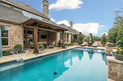 Mckinney Single Family Home For Sale: 5609 Heron Bay Lane