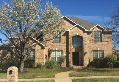 Plano Single Family Home For Sale: 4501 Wyvonnes Way