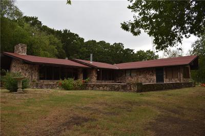 Quinlan Single Family Home For Sale: 10431 Lakeview Trail