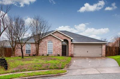 Burleson Single Family Home For Sale: 906 Jacobs Crossing Court