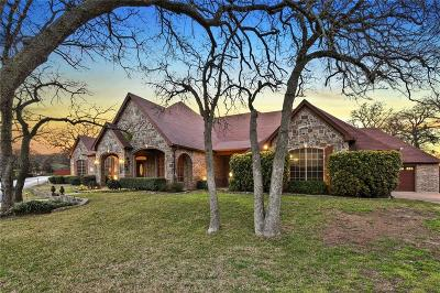Keller Single Family Home For Sale: 2000 Roanoke Road