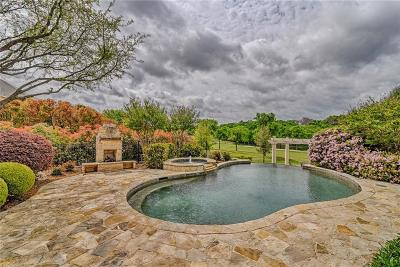 Fort Worth Single Family Home For Sale: 6801 Saint Andrews Court