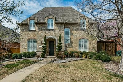 Denton County Single Family Home For Sale: 4579 Chandler Drive