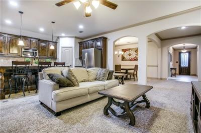 Forney Single Family Home Active Option Contract: 3123 Granite Rock Trail