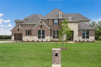 Flower Mound Single Family Home For Sale: 4504 Donnoli Drive