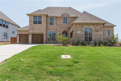 Flower Mound Single Family Home For Sale: 11609 Little Elm Creek Road