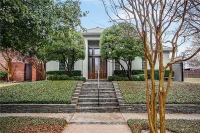 Fort Worth Single Family Home For Sale: 4732 Washburn Avenue