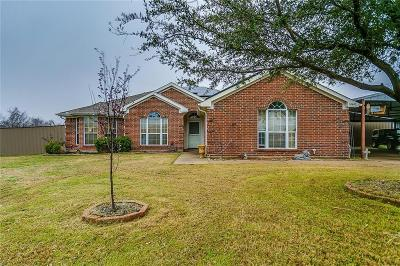 Crowley Single Family Home For Sale: 10400 Brangus Drive