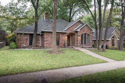 Garland Single Family Home Active Option Contract: 810 Royal Birkdale Drive