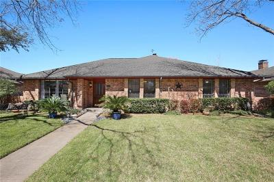 Carrollton Single Family Home For Sale: 2305 Castle Rock Road