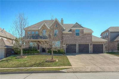 Fort Worth Single Family Home For Sale: 6141 Lamb Creek Drive