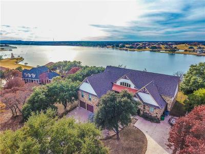 Parker County, Tarrant County, Hood County, Wise County Single Family Home For Sale: 1108 Lady Amber Lane