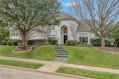 Denton County Single Family Home For Sale: 6409 Lake Forest Drive