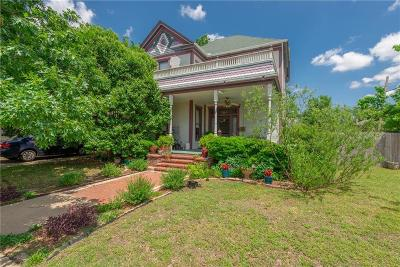 Fort Worth Single Family Home For Sale: 1825 College Avenue