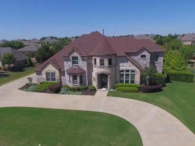 Flower Mound Single Family Home For Sale: 2205 Bella Lago Drive