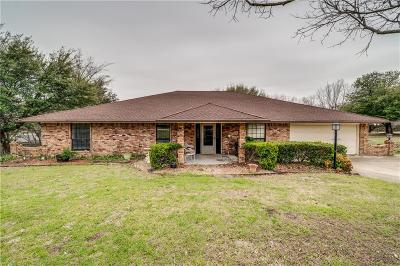 Cedar Hill Single Family Home For Sale: 616 Loop Drive
