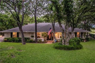 Fort Worth Single Family Home For Sale: 605 Highwoods Trail