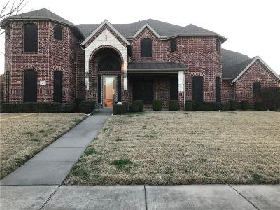 Desoto Single Family Home For Sale: 1217 Cheyenne Drive