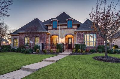Prosper Single Family Home For Sale: 1001 Deer Run Lane