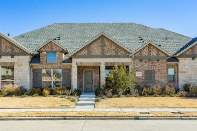 Prosper Townhouse For Sale: 1160 Foxglove